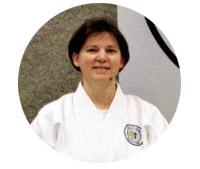 Karate Trainerin in Bad Oldesloe Tanja Warncke
